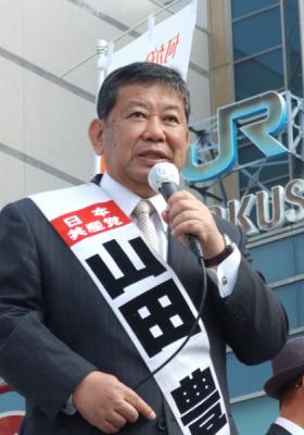2014.5.9山田早朝宣伝 130