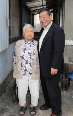 2017.9.10.山田県議が90歳超党員訪問 (11)