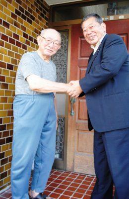 2017.9.10.山田県議が90歳超党員訪問 (15)