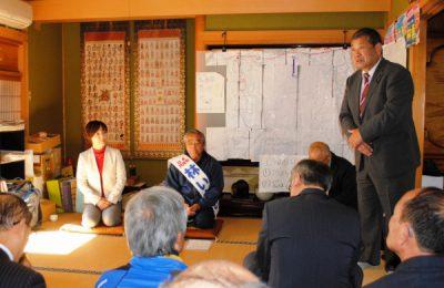 2018.11.4.白川氏がつるぎ町議選支援 (9)