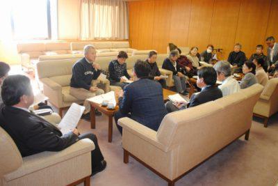 2019.12.23.生健会が県へ補聴器補助など要請 (6)