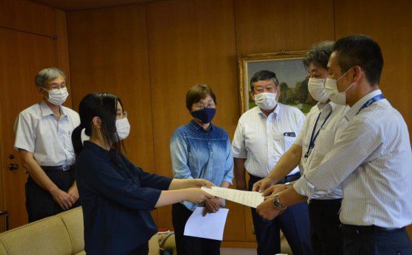 2020.7.29民青が県へ学生支援を申し入れ 016